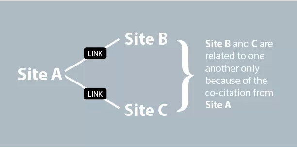 Co-citation and Co-relation